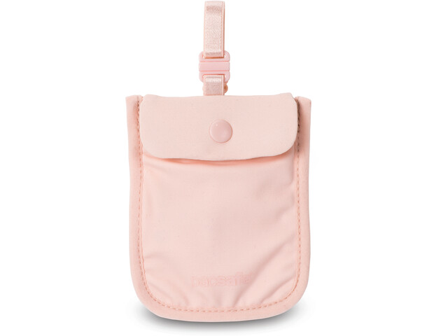 Pacsafe Coversafe S25 Borsello, orchid pink